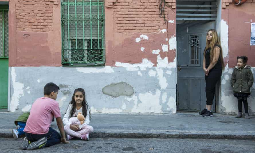 10 Peironcely street Madrid