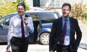 david miliband and nick clegg