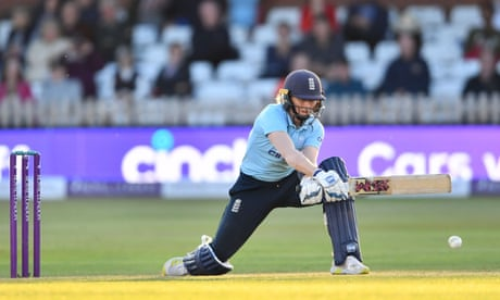 England chasing 245 to beat New Zealand in fourth women's ODI – live!