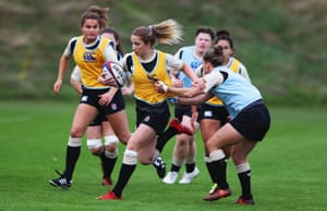 Dow combines her England and Wasps commitments with a masters degree