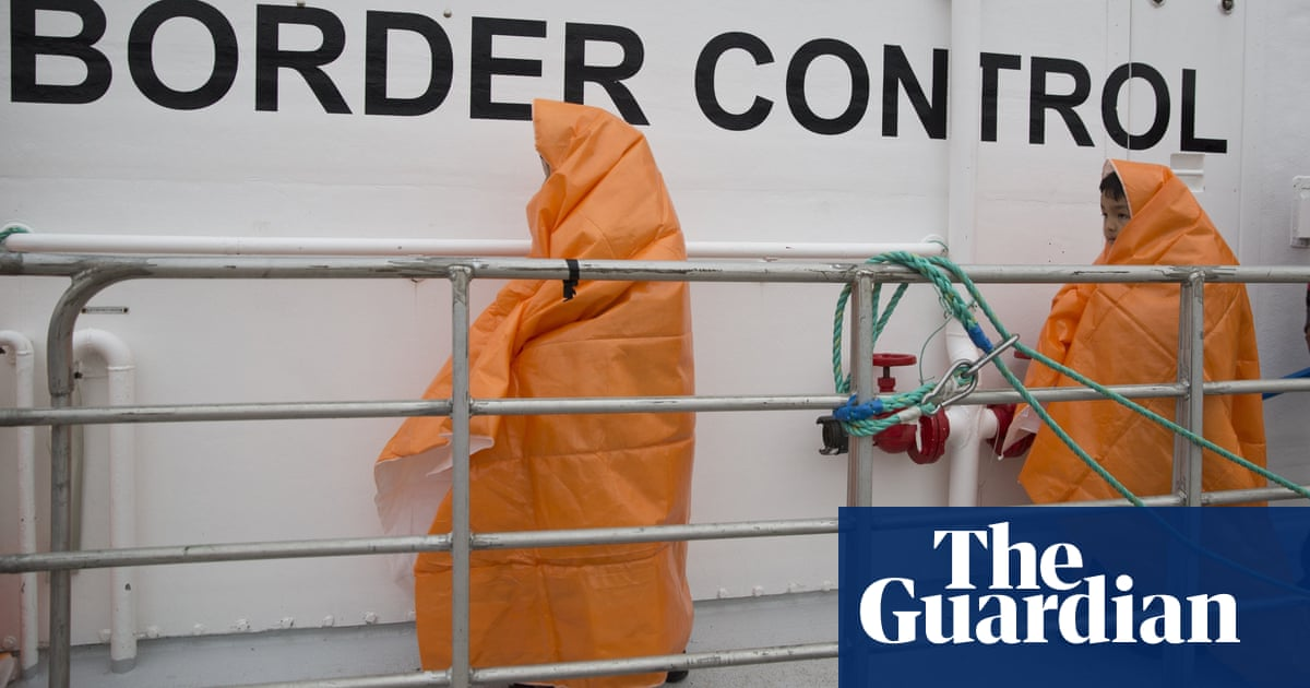 Frontex turning 'blind eye' to human rights violations, says former deputy