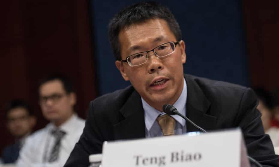 Human rights lawyer Teng Biao says China is experiencing its worst human rights crackdown since the Tiananmen massacre in 1989.