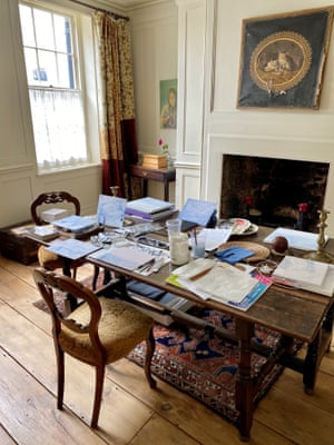 Domestic sanctuary ... Tracey Emin's Spitalfields home.