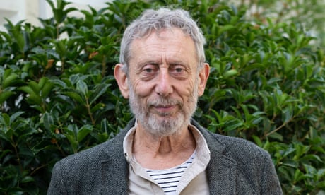 Author Michael Rosen out of intensive care after 47 days