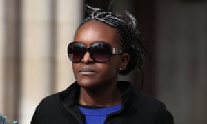 Fiona Onasanya, who was jailed for perverting the course of justice.