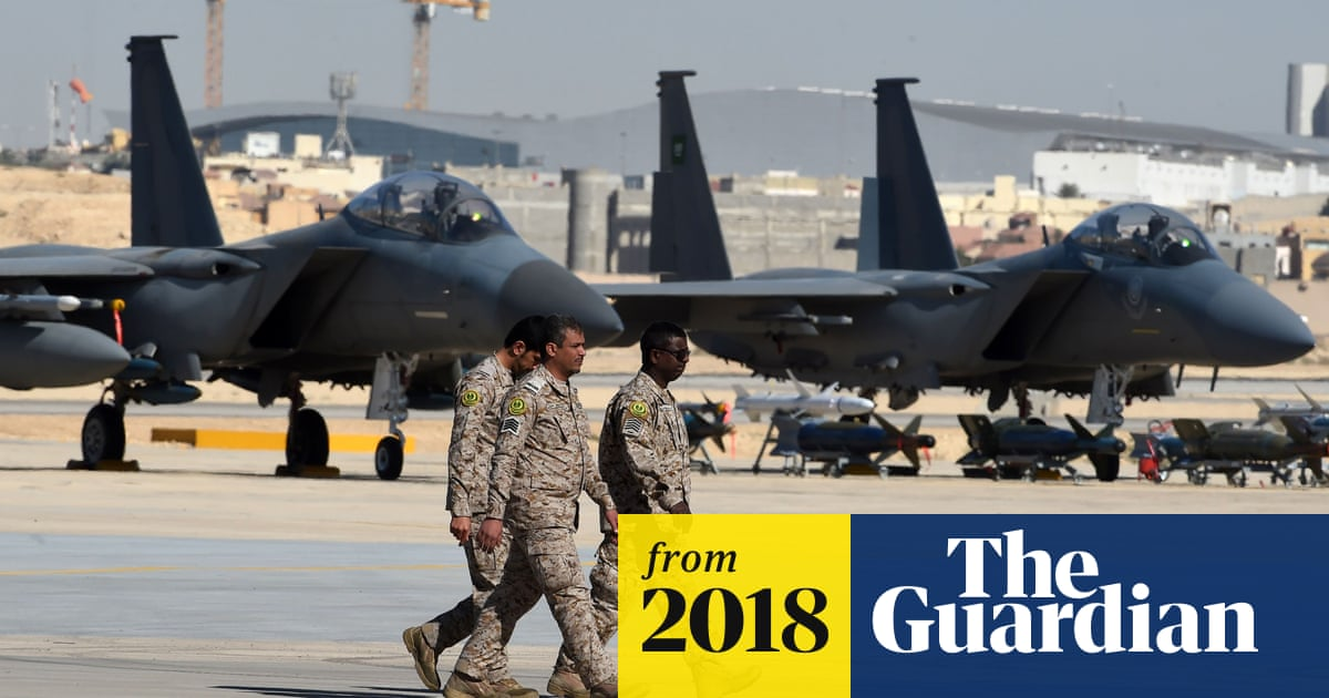 Nearly half of US arms exports go to the Middle East | World