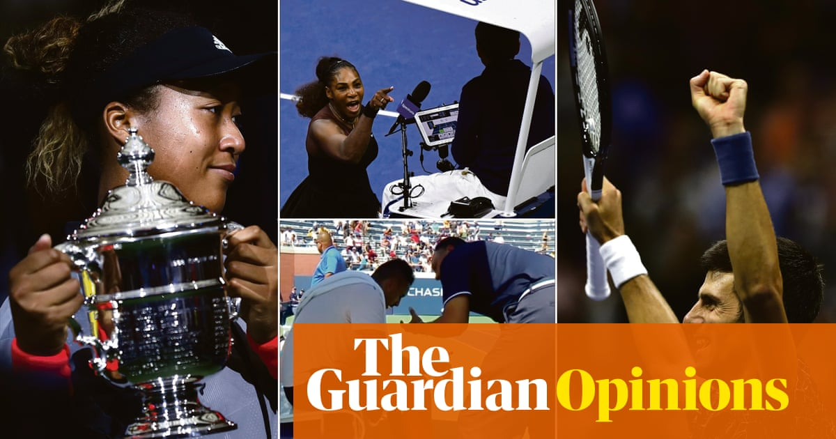 Serena Williams's meltdown is a sign that tennis lies at a crossroads   Sport   The Guardian