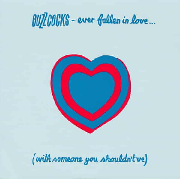 The sleeve of Ever Fallen in Love by Buzzcocks.
