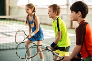 'The most important thing to do is combat this view that boys' sport is more important.'