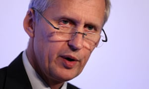 Martin Wheatley, outgoing chief of the Financial Conduct Authority