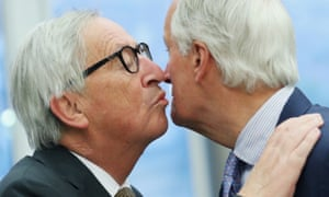 Barnier: Sauvage? Juncker: I try to be.