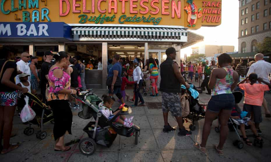 'Coney Island's secret is not that everyone is included, it's that no-one is excluded.'