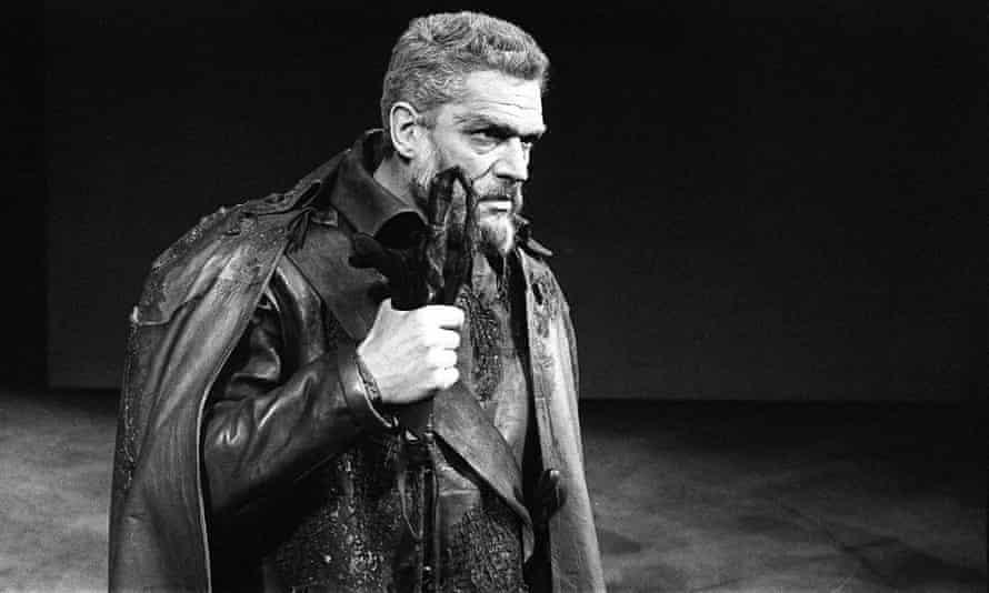 Magnetic … Paul Scofield as King Lear in 1962.
