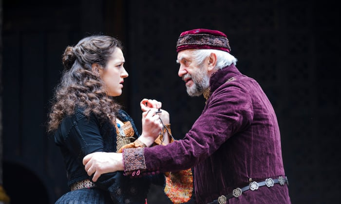 Villain or victim, Shakespeare's Shylock is a character to