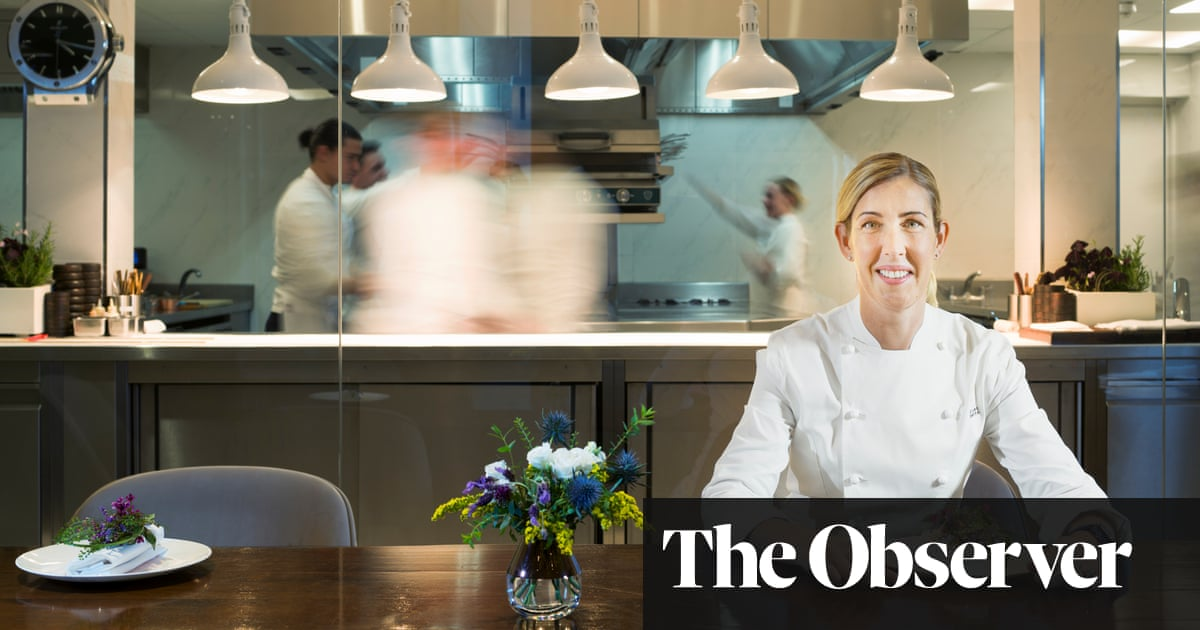 Kitchen sorcery: lunch with Britain's best chef