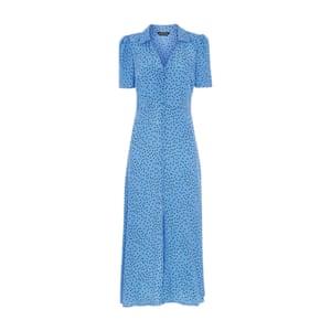Blue polka dot, £129, whistles.com.