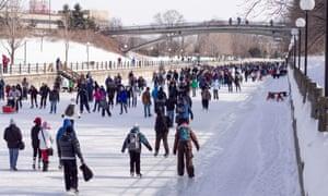 Ottawa ... coldest capital?