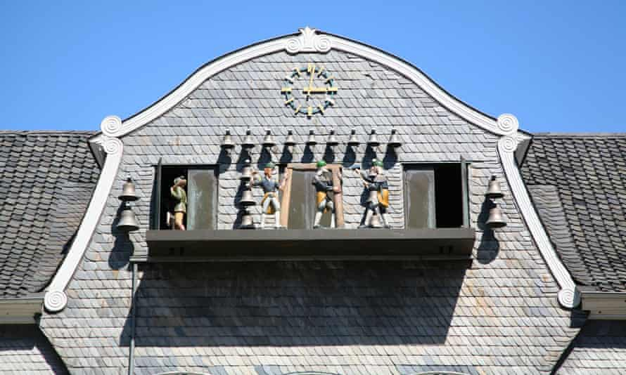 Goslar Glockenspiel