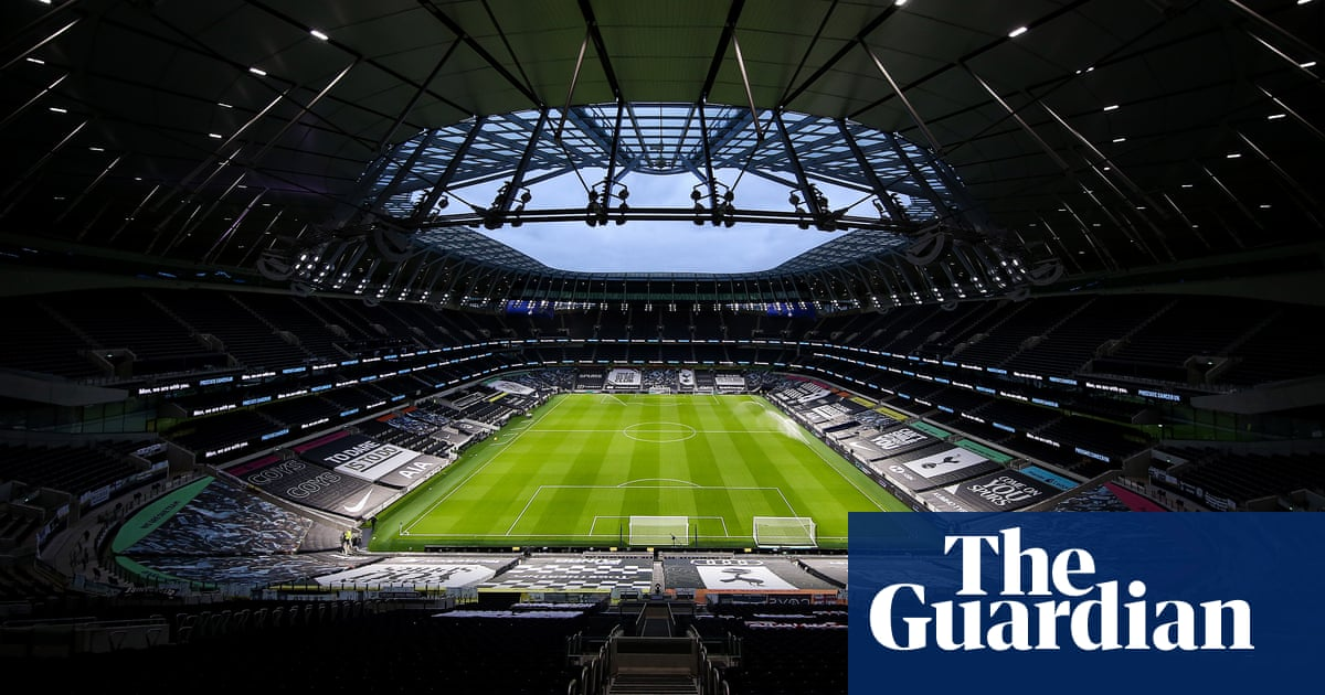 Daniel Levy warns of irrecoverable loss of income at Spurs unless fans return