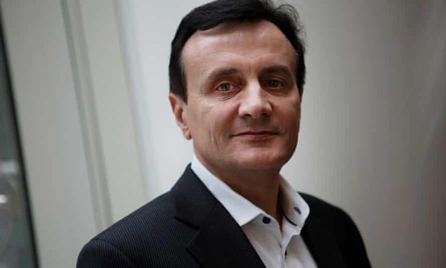 Shareholders rebelled against the pay package proposed for AstraZeneca Pascal Soriot.