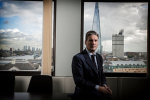Keir Starmer in 2013, when he was director of public prosecutions