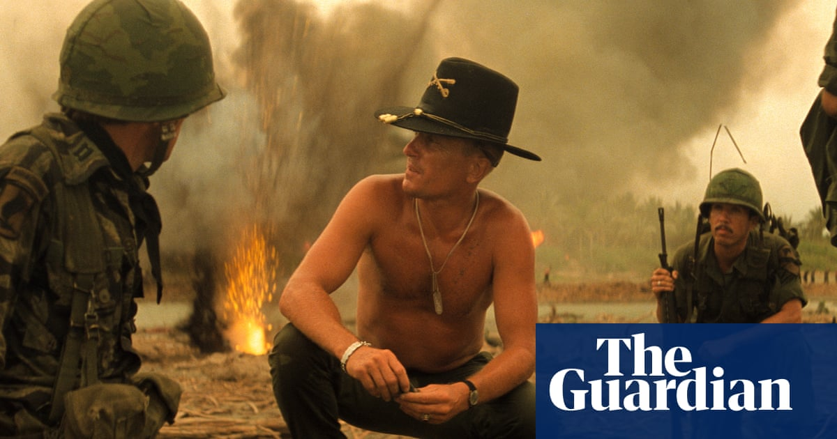 Francis Ford Coppola: Apocalypse Now is not an anti-war film