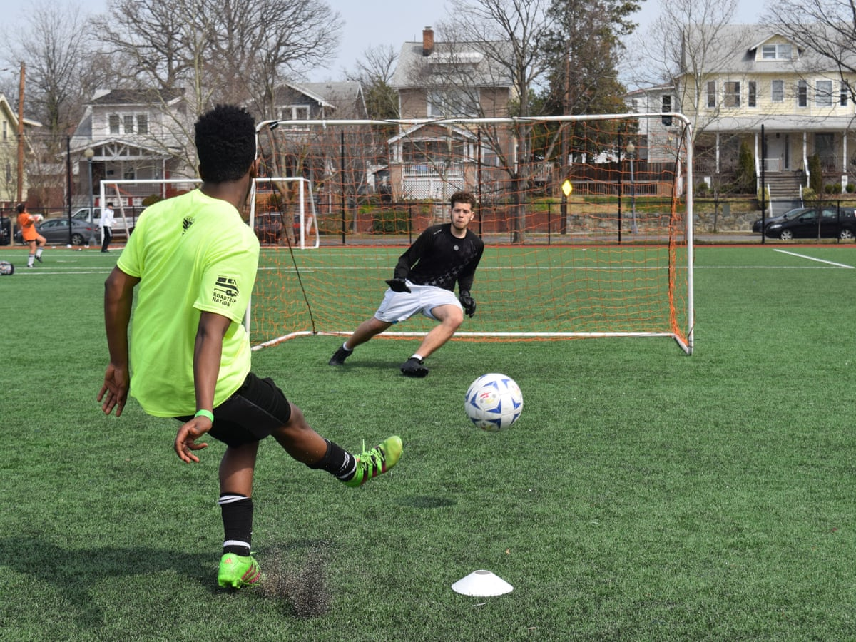 Soccer in America: why aren't more black kids playing the world's game?    Cities   The Guardian