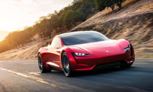 Tesla Roadster Nine Things We Know About The Smackdown To - The new sports car