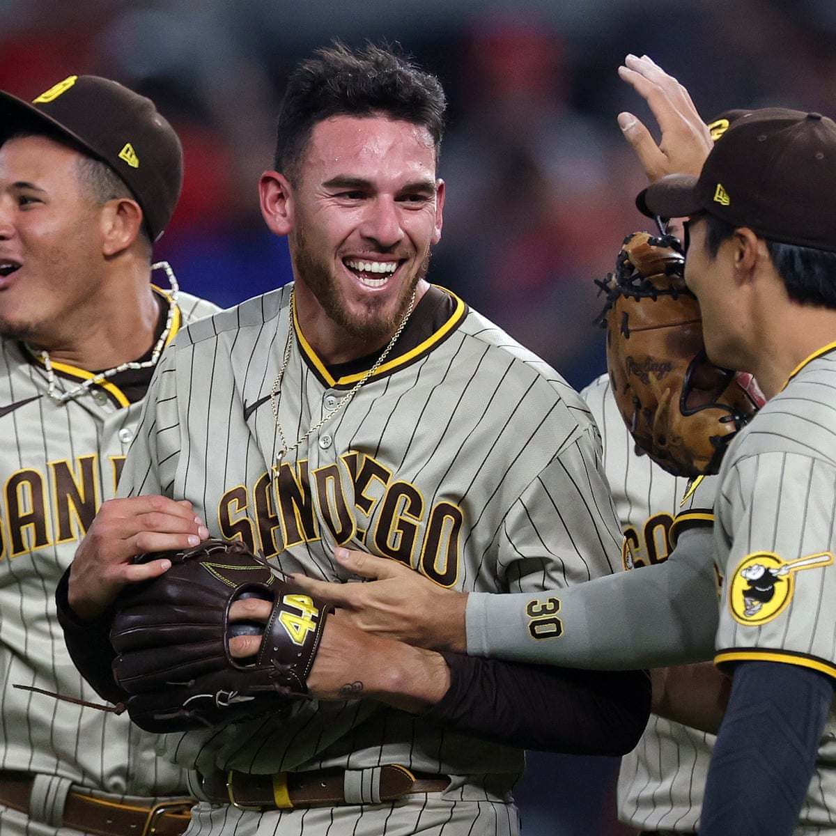 Joe Musgrove tosses first no-hitter in San Diego Padres' 53-year history |  San Diego Padres | The Guardian
