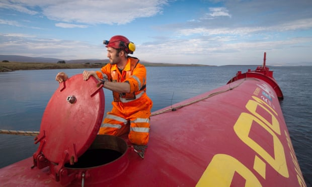 theguardian.com - Robin McKie - How Orkney leads the way for sustainable energy