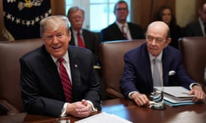 Trump 'unhappy' with new shutdown deal – as it happened | US news