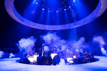 The Return of Ulysses at the Roundhouse.