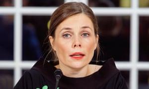 Katrín Jakobsdóttir
