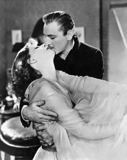 'As early as I can remember, I have wanted to be alone.' Greta Garbo and John Barrymore in Grand Hotel (1932).
