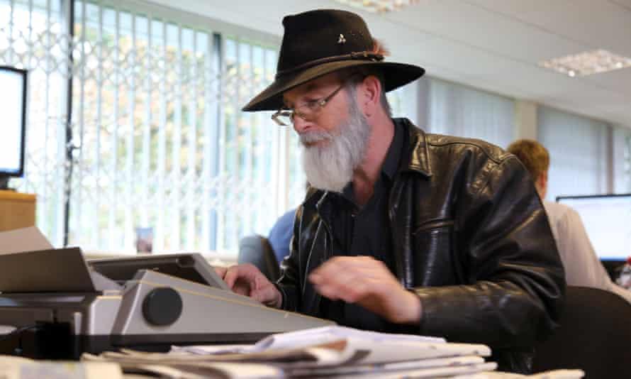 A still from Terry Pratchett: Back in Black.