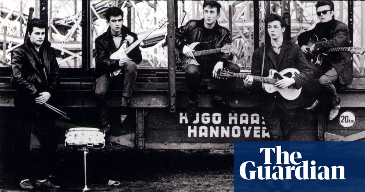 Beatles photographer Astrid Kirchherr dies aged 81
