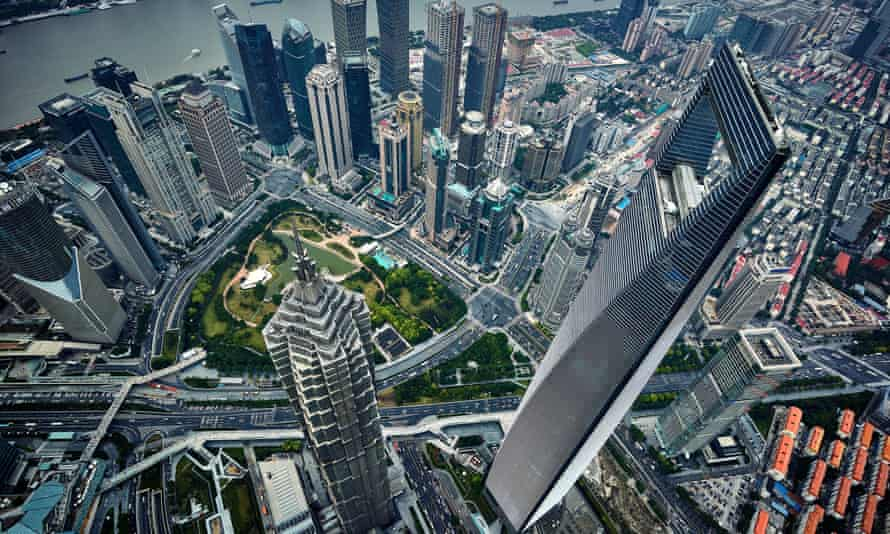 Shanghai: one of the world's more stressful cities?