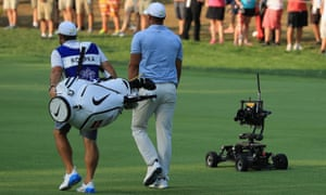 Eleven Sports' coverage of Brooks Koepka's US PGA Championship win was marred by technical problems.