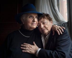 Maria Laura Annibali, 74, and Lidia Merlo, 72: Rome, Lazio