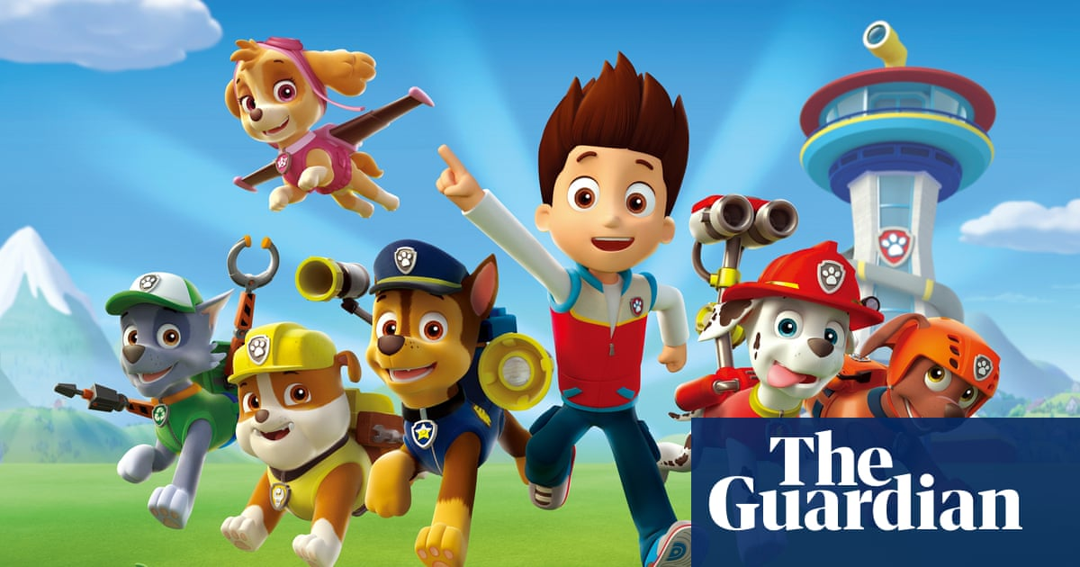 Paw Patrol: the megalomaniacal kids' TV show that's ruining