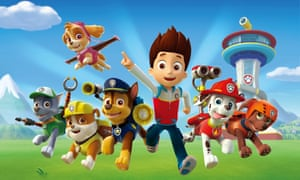 Paw Patrol: the megalomaniacal kids' TV show that's ruining my life