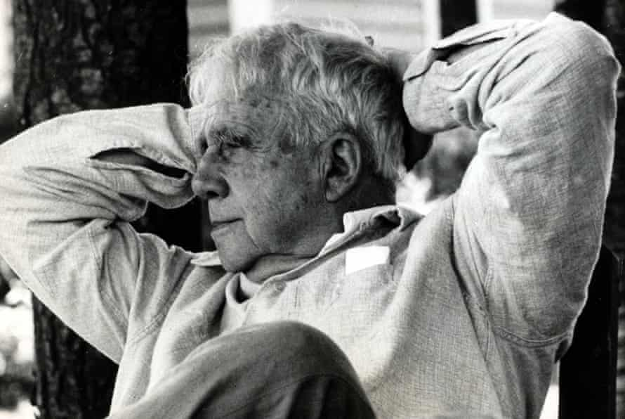 Robert Frost: first published at 39.