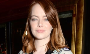 'I've been told I'm hindering the process by bringing up an opinion or idea' … Emma Stone.