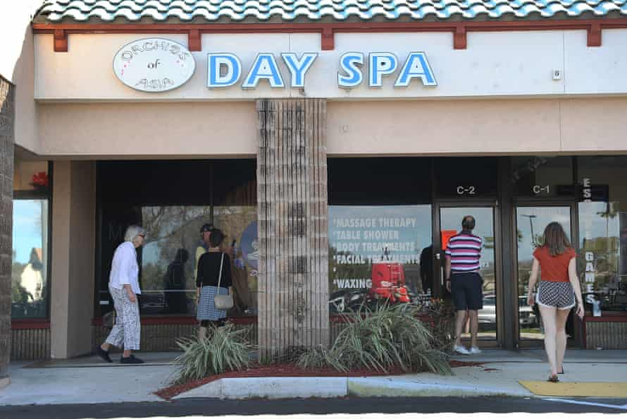 Orchids of Asia Day Spa
