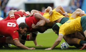 Wales were high on intensity against Australia but were ultimately found wanting at the scrum.