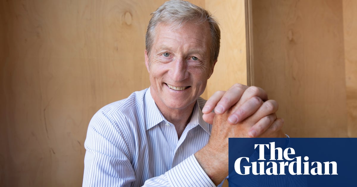 Is Tom Steyer the progressive answer to the Koch brothers