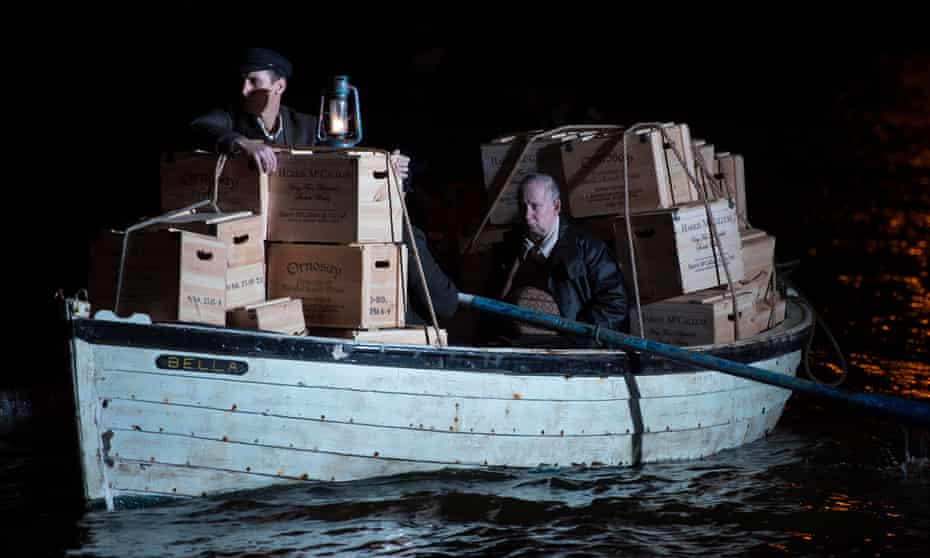 Still from Whisky Galore!