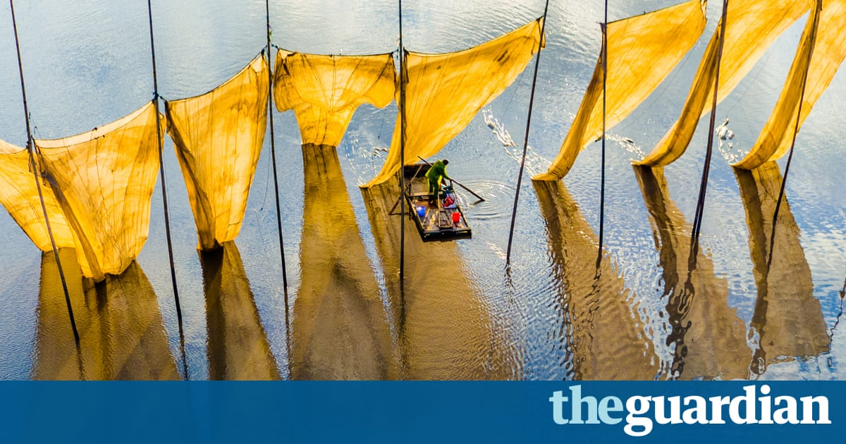 The world's best drone photography  in pictures