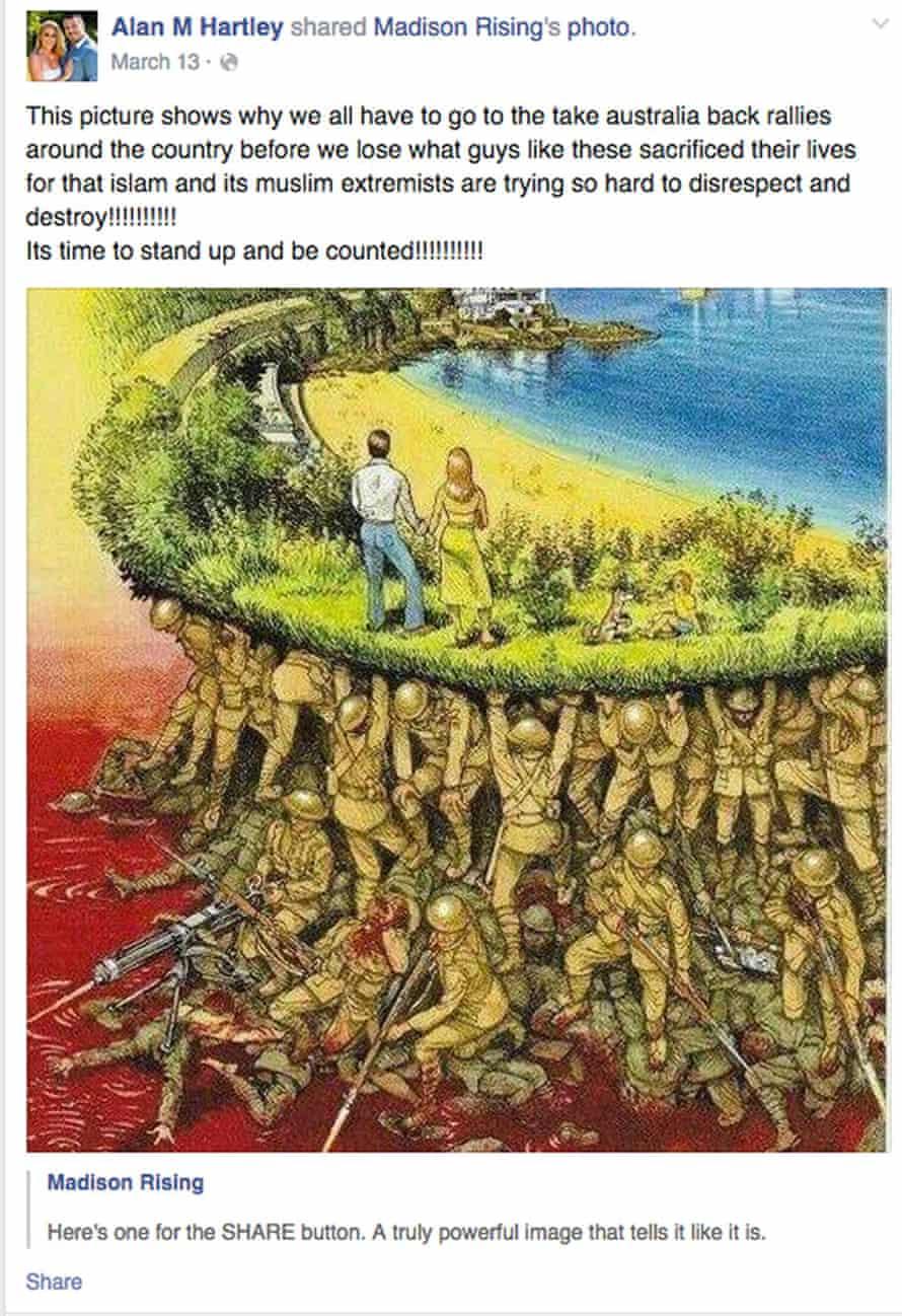 Nauru detention centre guard facebook post