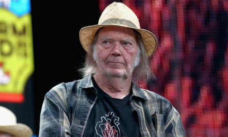 Neil Young in September 2019.
